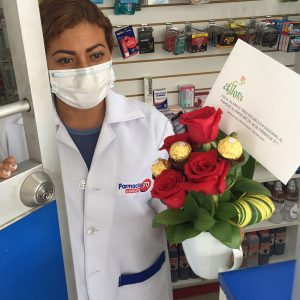 enviar flores venezuela