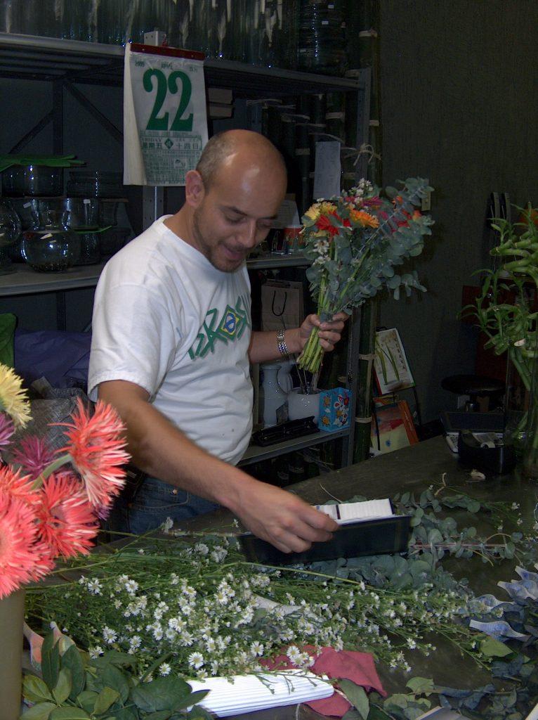 floristería en Venezuela